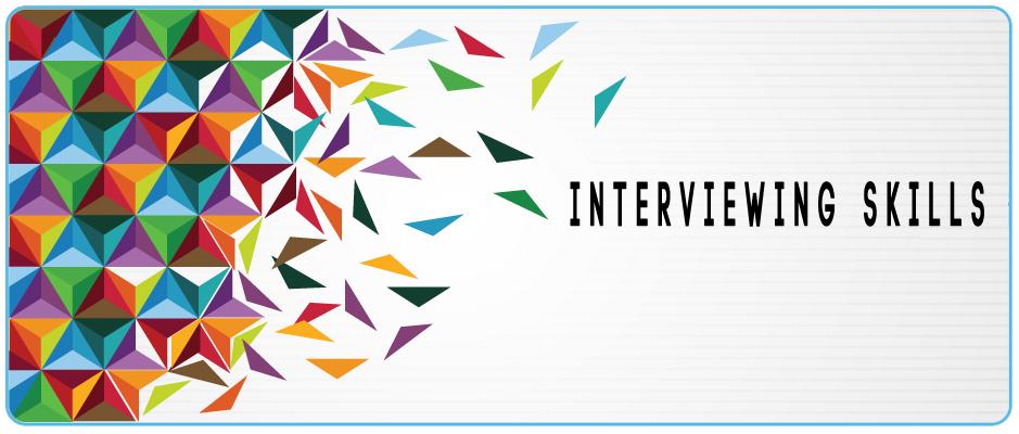 good interviewing skills
